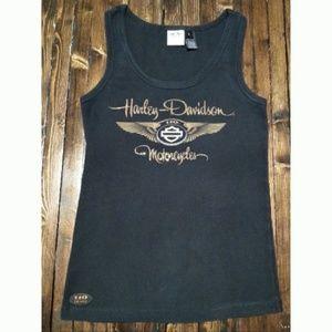 Harley Davidson 110th Anniversary Tank Top